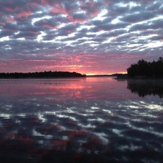 LakeVermillionSunrise