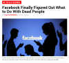 If you are active on social media, do you know what happens when you die?