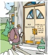 I know I shouldn't give to door-to-doorsolicitors