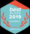 Named a Best Alzheimer's Blog 2019 byHealthline