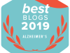 Named a Best Alzheimer's Blog 2019 by Healthline
