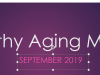 Happy Healthy Aging Month2019