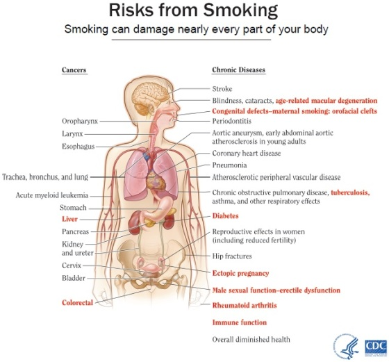 smoking risks